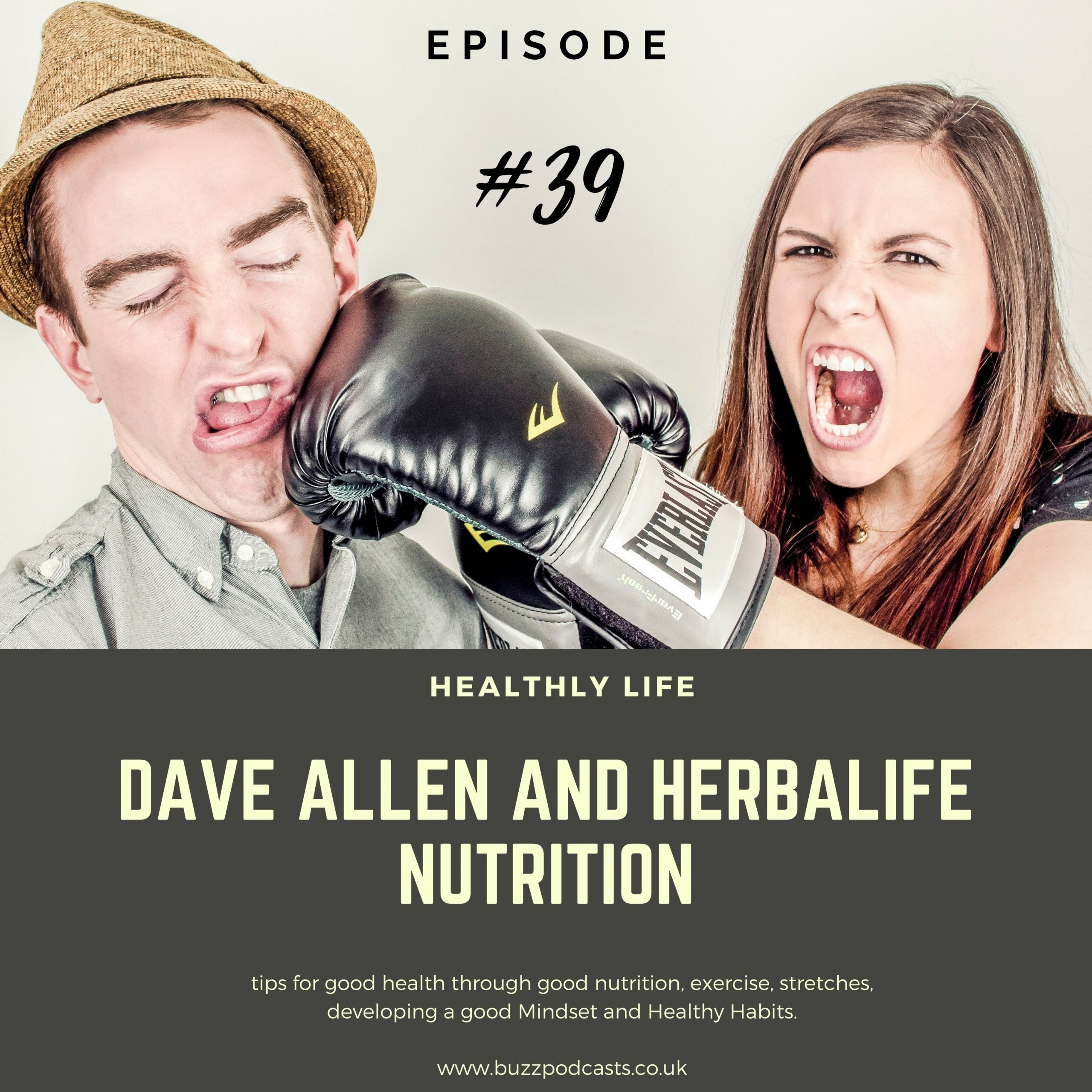 Dave Allen and Herbalife Nutrition