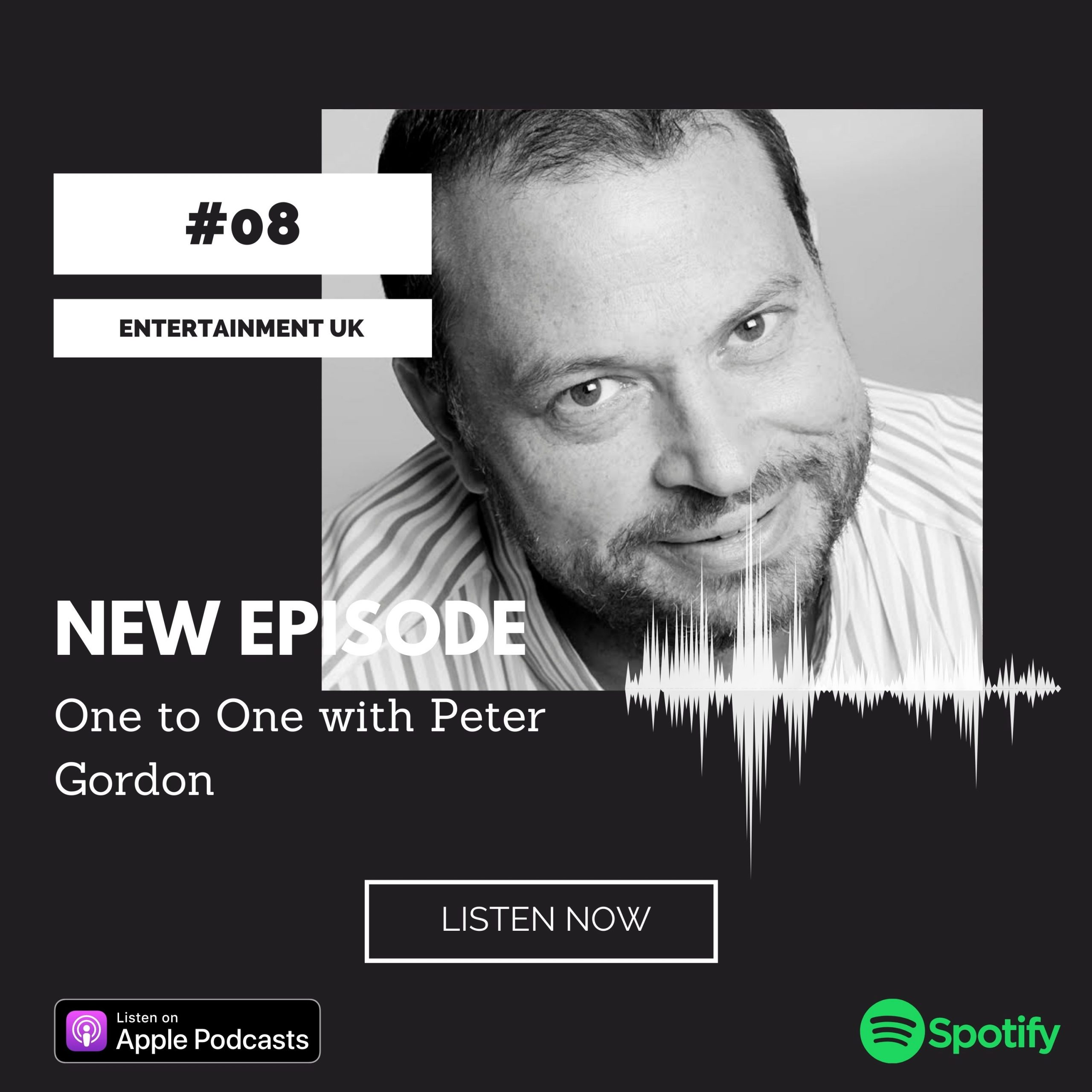 One to One with Peter Gordon