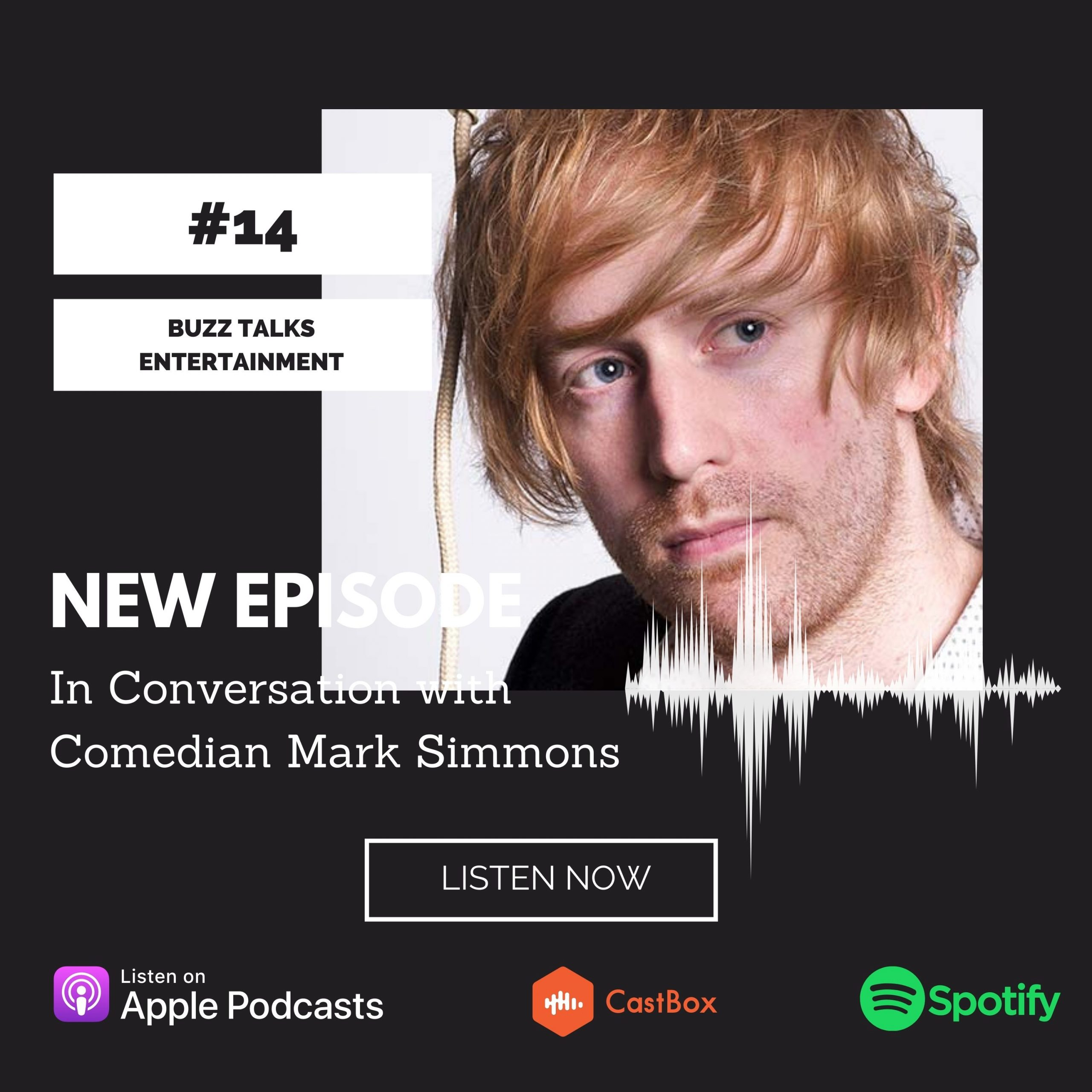 In Conversation with Comedian Mark Simmons