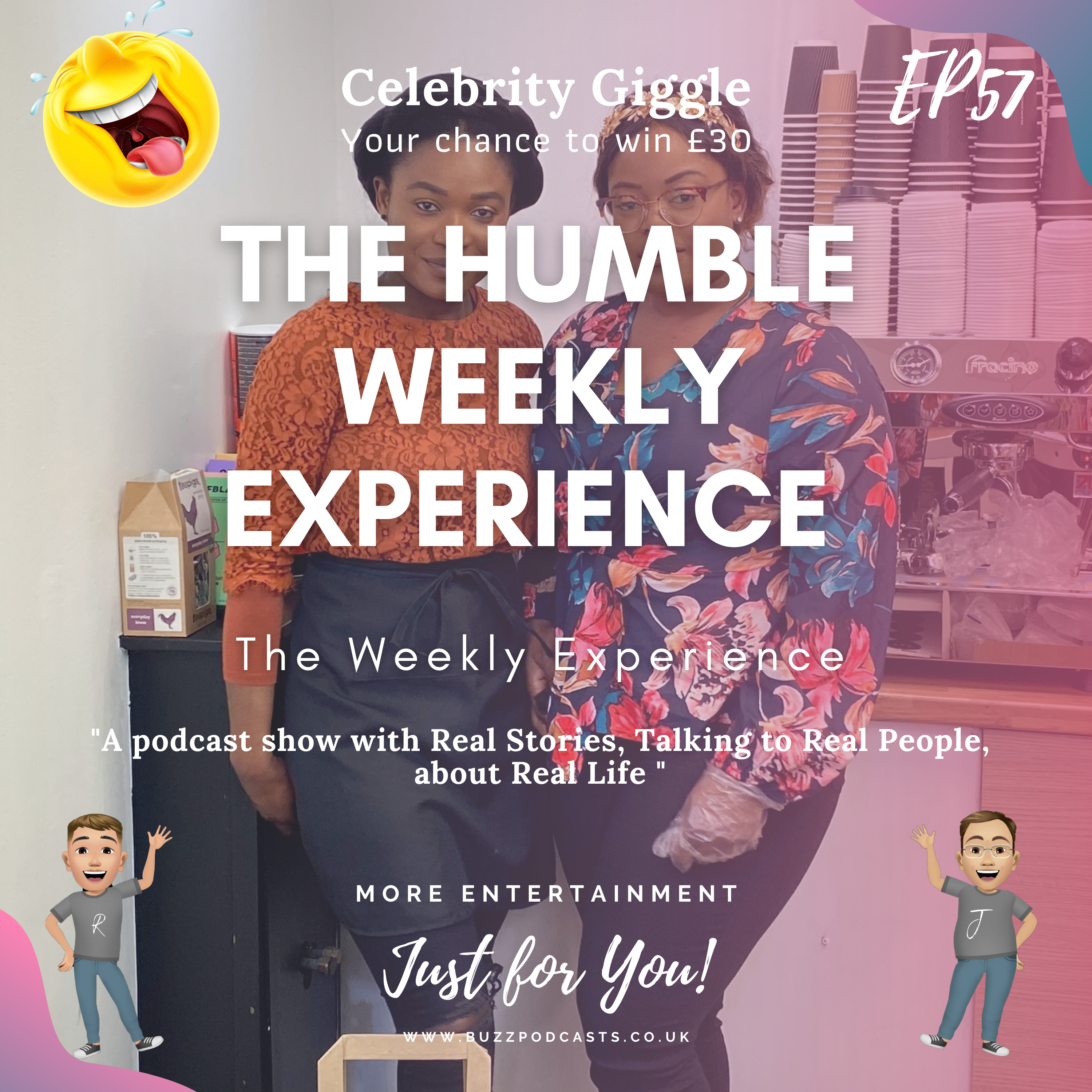 The Humble Weekly Experience
