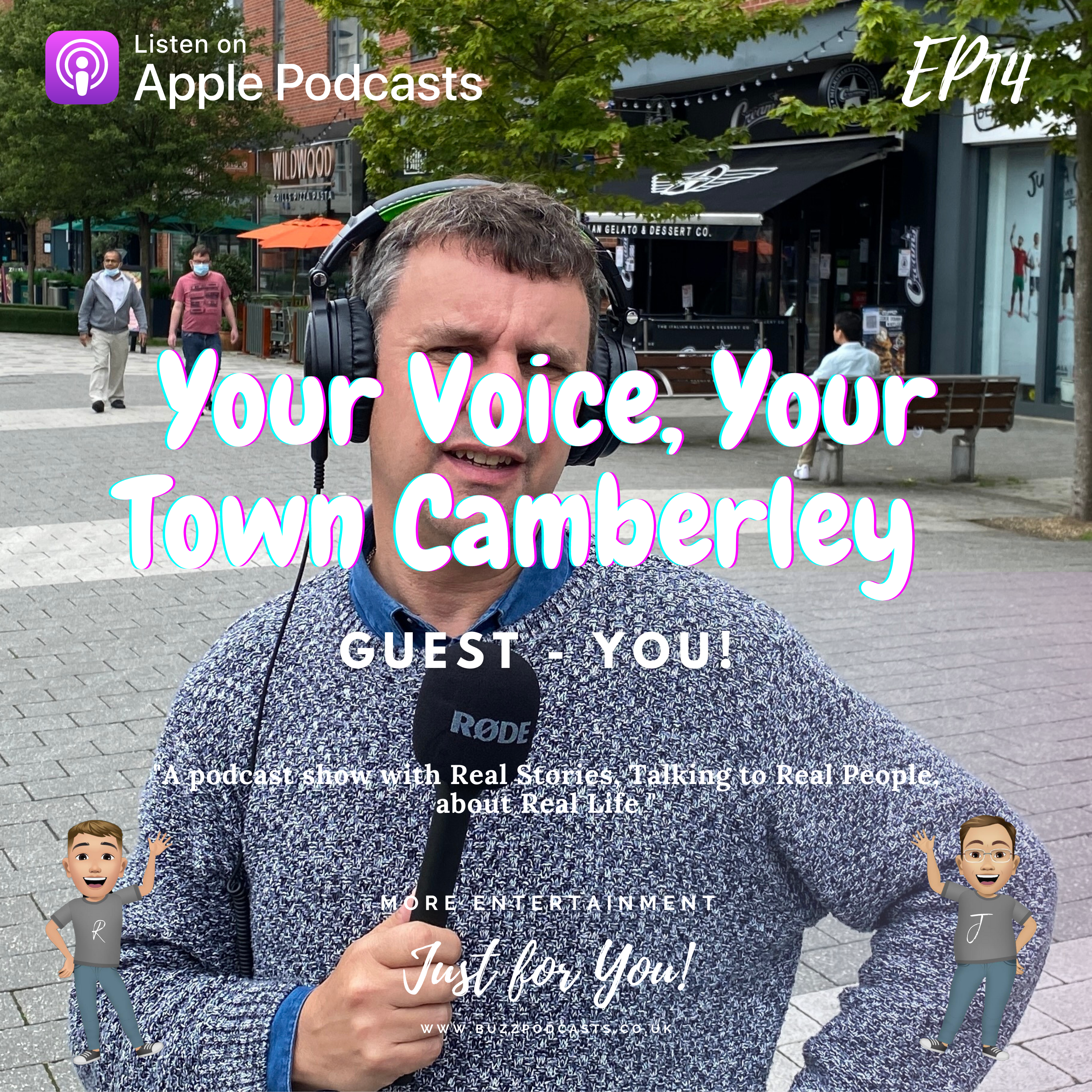 Your Voice, Your Town Camberley